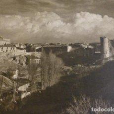 Art: TORIJA GUADALAJARA CASTILLO HUECOGRABADO AÑOS 50 25,5 X 30 CMTS. Lote 199944171