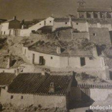 Art: LA GUARDIA TOLEDO VISTA HUECOGRABADO AÑOS 50 25,5 X 30 CMTS. Lote 199969517