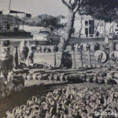 Art: PUERTO LUMBRERAS MURCIA ALFARERIA LAMINA HUECOGRABADO ANTIGUA. Lote 200059972
