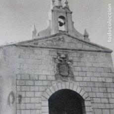 Art: VILLANUEVA DE LA SERENA BADAJOZ ERMITA ANTIGUO HUECOGRABADO AÑOS 40. Lote 201265267