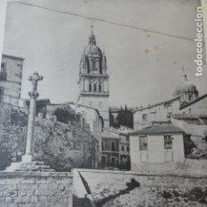 Arte: SALAMANCA VISTA DE LA CATEDRAL HELIOGRABADO 1928 G. BOUAN , VICENT FREAL ET CIE. PARIS. Lote 201305737