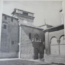 Arte: SEGOVIA CASA DE HERCULES HELIOGRABADO 1928 G. BOUAN , VICENT FREAL ET CIE. PARIS. Lote 201306332