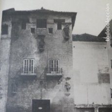 Arte: GRANADA PALACIO DE LOS RENGIFO HELIOGRABADO 1928 G. BOUAN , VICENT FREAL ET CIE. PARIS. Lote 201306951