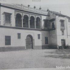 Arte: SEVILLA PALACIO DE LOS DUQUES DE TARIFA HELIOGRABADO 1928 G. BOUAN , VICENT FREAL ET CIE. PARIS. Lote 201307170
