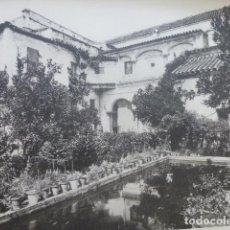 Arte: SEVILLA PALACIO DE LOS DUQUES DE TARIFA HELIOGRABADO 1928 G. BOUAN , VICENT FREAL ET CIE. PARIS. Lote 201307245