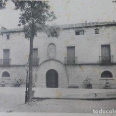 Arte: ZARAUZ GUIPUZCOA PALACIO DUQUES DE GRANADA HELIOGRABADO 1928 G. BOUAN , VICENT FREAL ET CIE. PARIS. Lote 201312047