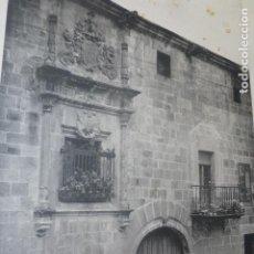 Arte: LIERGANES CANTABRIA PALACIO HELIOGRABADO 1928 G. BOUAN , VICENT FREAL ET CIE. PARIS. Lote 201312093