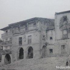 Art: SANTILLANA DEL MAR CANTABRIA CALLE HELIOGRABADO 1928 G. BOUAN VICENT FREAL ET CIE. PARIS. Lote 201312365