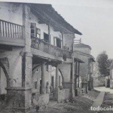 Arte: AVILES ASTURIAS GRUPO DE VIVIENDAS HELIOGRABADO 1928 G. BOUAN VICENT FREAL ET CIE. PARIS. Lote 201312520