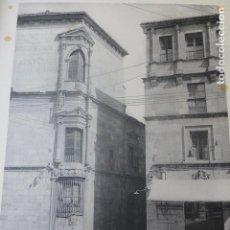 Arte: LEON PALACIO DE LOS GUZMANES HELIOGRABADO 1928 G. BOUAN VICENT FREAL ET CIE. PARIS. Lote 201312543