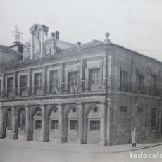 Arte: LEON PALACIO HELIOGRABADO 1928 G. BOUAN VICENT FREAL ET CIE. PARIS. Lote 201312585
