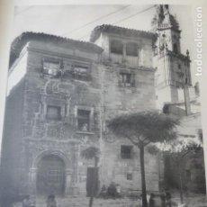 Arte: HARO LA RIOJA PALACIO HELIOGRABADO 1928 G. BOUAN VICENT FREAL ET CIE. PARIS. Lote 201312802