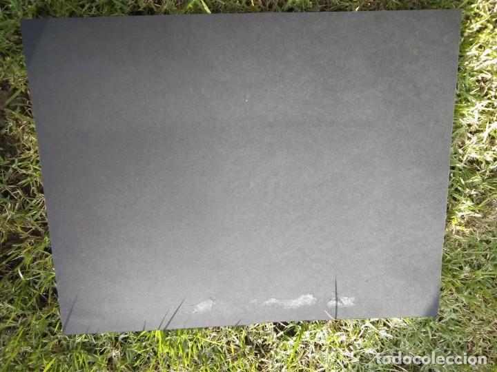 Arte: Gran litografia huecograbado. Arribo a Tolón - Foto 9 - 40576802