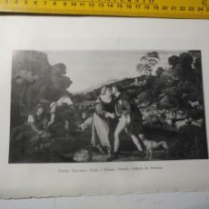 Arte: AÑO 1935 - RELIGIOSA - PARIS Y ENONA. Lote 223144325