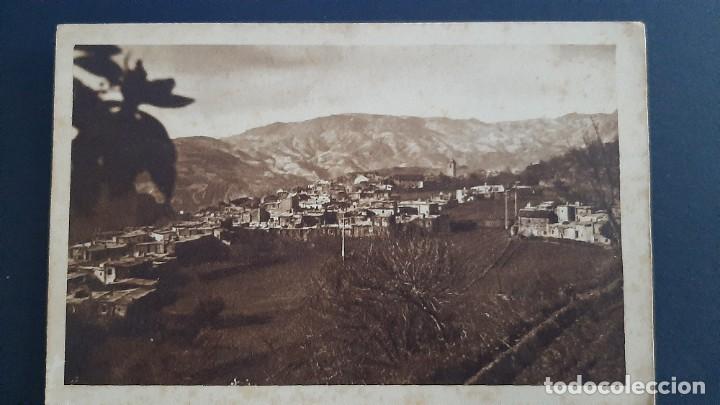LOTE 281120.-55 POSTAL LANJARON VISTA DESDE EL PARAISO. HUEGOGRABADO FOURNIER (Arte - Huecograbado)