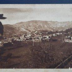 Arte: LOTE 281120.-55 POSTAL LANJARON VISTA DESDE EL PARAISO. HUEGOGRABADO FOURNIER. Lote 227608495