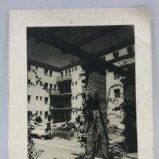 Arte: HUECOGRABADO ARTE BILBAO - TOLEDO. BLOQUE DE VIVIENDAS EN LA VEGA BAJA. Lote 234308350