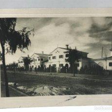 Arte: HUECOGRABADO ARTE BILBAO - BLOQUE DE VIVIENDAS - 1948. Lote 234308505