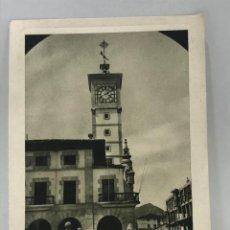 Arte: HUECOGRABADO ARTE BILBAO - TORRE DE AYUNTAMIENTO - MARQUES DE SANTA MARIA DEL VILLAR - 1948. Lote 234310395