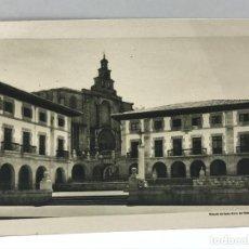 Arte: HUECOGRABADO ARTE BILBAO - IGLESIA - MARQUES DE SANTA MARIA DEL VILLAR - 1948. Lote 254944015