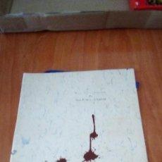 Arte: 3 HUECOGRABADOS , LA RABIDA , HUELVA , MAYO 1992 , EN CARPETA. Lote 259888900
