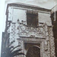 Arte: SEVILLA PUERTA MARCHENA ANTIGUO HUECOGRABADO 1928. Lote 275571523