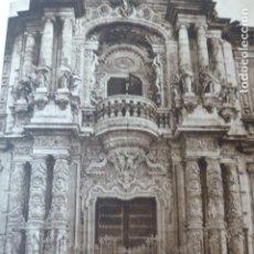 Arte: SEVILLA PALACIO DE SAN TELMO ANTIGUO HUECOGRABADO 1928. Lote 275572223