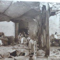 Arte: SEVILLA FABRICA DE TAPONES DE CORCHO ANTIGUA ANTIGUO HUECOGRABADO 1928. Lote 275574003