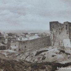 Arte: TARIFA CADIZ VISTA ANTIGUA ANTIGUO HUECOGRABADO 1928. Lote 275574298