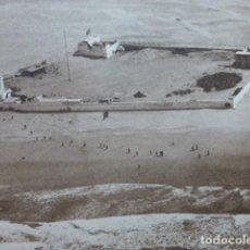Arte: CABO JUBI FUERTE ESPAÑOL ANTIGUO HUECOGRABADO 1928. Lote 275575038