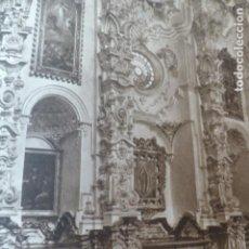 Arte: GRANADA CARTUJA ANTIGUO HUECOGRABADO 1928. Lote 275579378