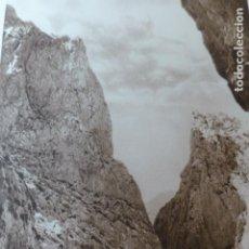 Arte: DENIA ALICANTE CAMINO ANTIGUO HUECOGRABADO 1928. Lote 275580738