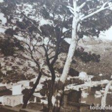 Arte: SOLLER MALLORCA PUERTO ANTIGUO HUECOGRABADO 1928. Lote 275582978