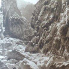Arte: MALLORCA TORRENT DE PAREIS ANTIGUO HUECOGRABADO 1928. Lote 275583158