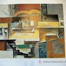 Arte: LÁMINA DE PICASO. Lote 18770979