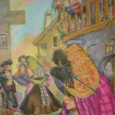 Arte: MONTEHERMOSO,CACERES,TRAJES DE ESPAÑA. Lote 15172139