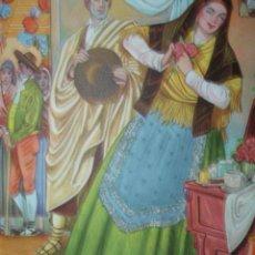 Arte: SORIA,LA NOVIA,TRAJES DE ESPAÑA. Lote 15172133