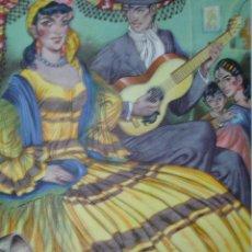 Arte: GRANADA,ROMANCE GITANO,TRAJES DE ESPAÑA. Lote 26517011