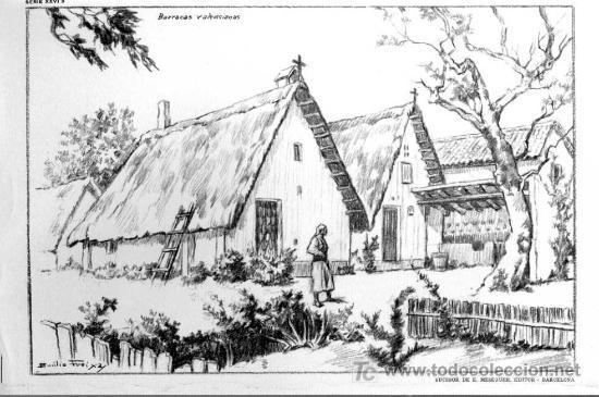 Lamina de emilio freixas serie xxvi n 3 ba comprar l minas antiguas en todocoleccion - Laminas de dibujo artistico ...