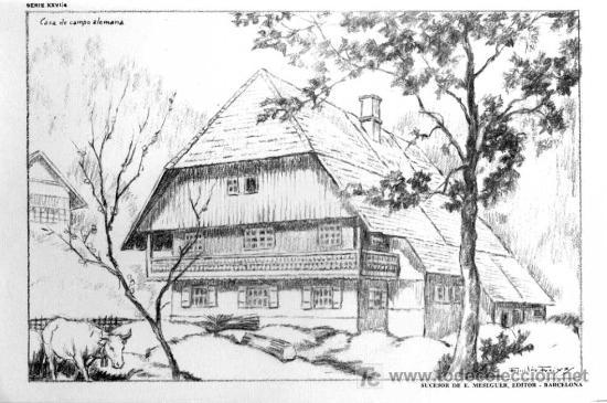 Lamina de emilio freixas serie xxvi n 4 ca comprar l minas antiguas en todocoleccion - Laminas de dibujo artistico ...