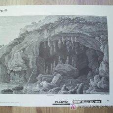 Art: VISTA DEL CABO DE SAN ANTONIO ( JÁVEA, ALICANTE) * REPRODUCCIÓN *. Lote 23169989
