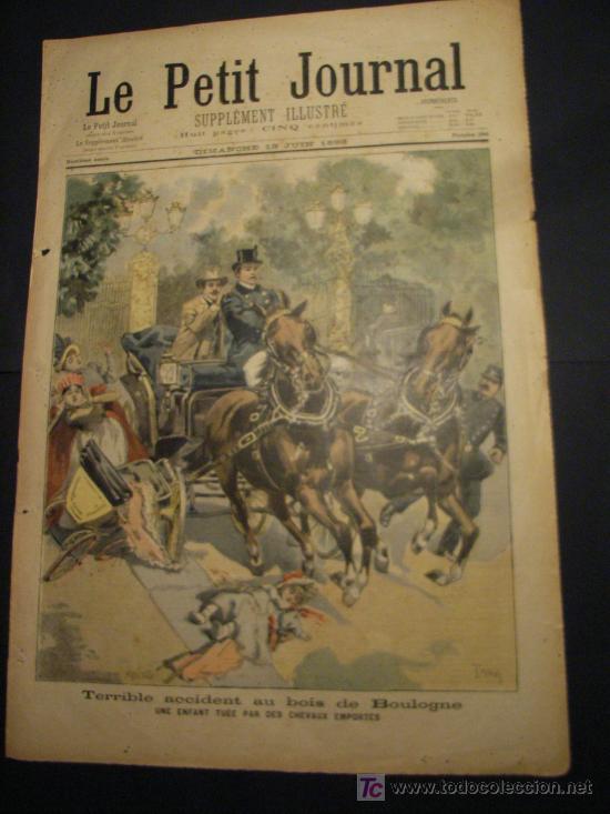 Arte: Militar. Guerra de Cuba 1898. Los yanquis disparando contra la ciudad de Santiago. Petit Journal - Foto 2 - 6465317