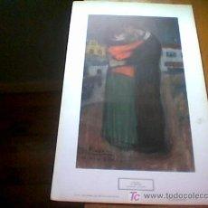 Arte - Picasso: El Abrazo. Reproducción autorizada del Museo Picasso de Barcelona (1985) - 18902519
