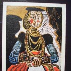 Arte: 'FIGURA', DE PABLO PICASSO.. Lote 21951292