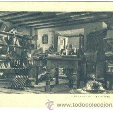 Arte: TARJETA CERVANTINA ,.. EN UN LUGAR DE LA MANCHA. Lote 27456223