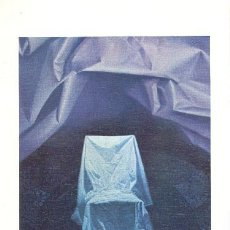 Arte: LAMINA VIDAL JIMENEZ =SILENCIO=. Lote 10337024