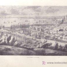 Arte: LAMINA - INGLATERRA, SWANSEA (SIGLO XIX). Lote 26118765