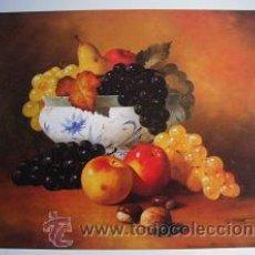 Arte: 3 LAMINAS DIFERENTES. Lote 18526961