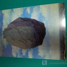 Arte: LAMINA REPRODUCCION - RENE MAGRITTE- DIMENSION 39 X 23,5 - . Lote 24847217