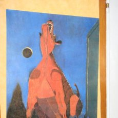 Arte: RUFINO TAMAYO. EXPOSICION DE ARTE REINA SOFIA 1988. Lote 69048054